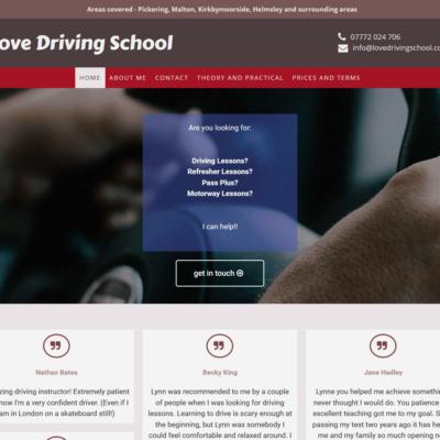 Love Driving School