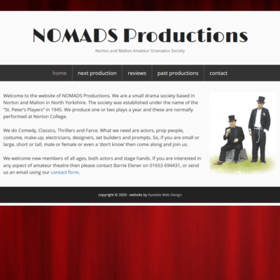 NOMADS Productions
