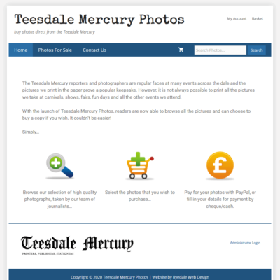 Teesdale Mercury Photos