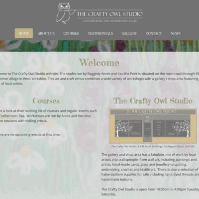 The Crafty Owl Studio